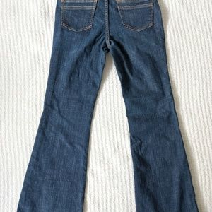 Pilcro and the Letterpress Jeans - Bootcut, High Rise Jeans from Anthropology.